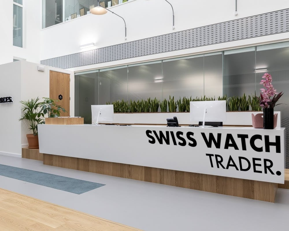 Swiss Watch Trader