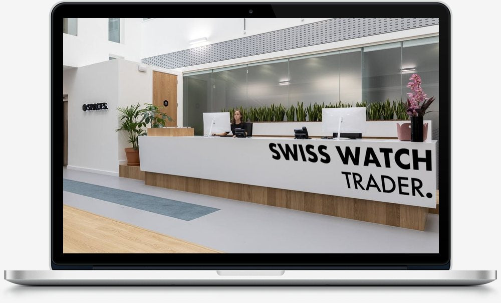 Services offered by Swiss Watch Trader