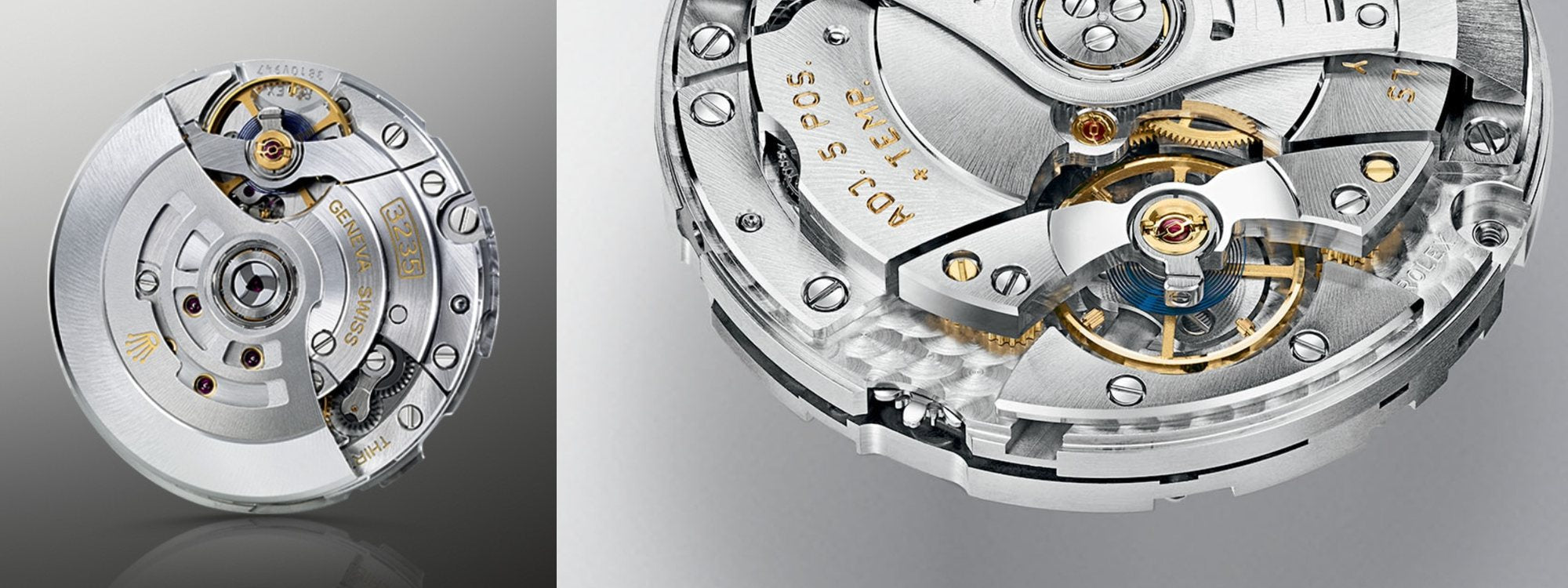 Rolex Movements