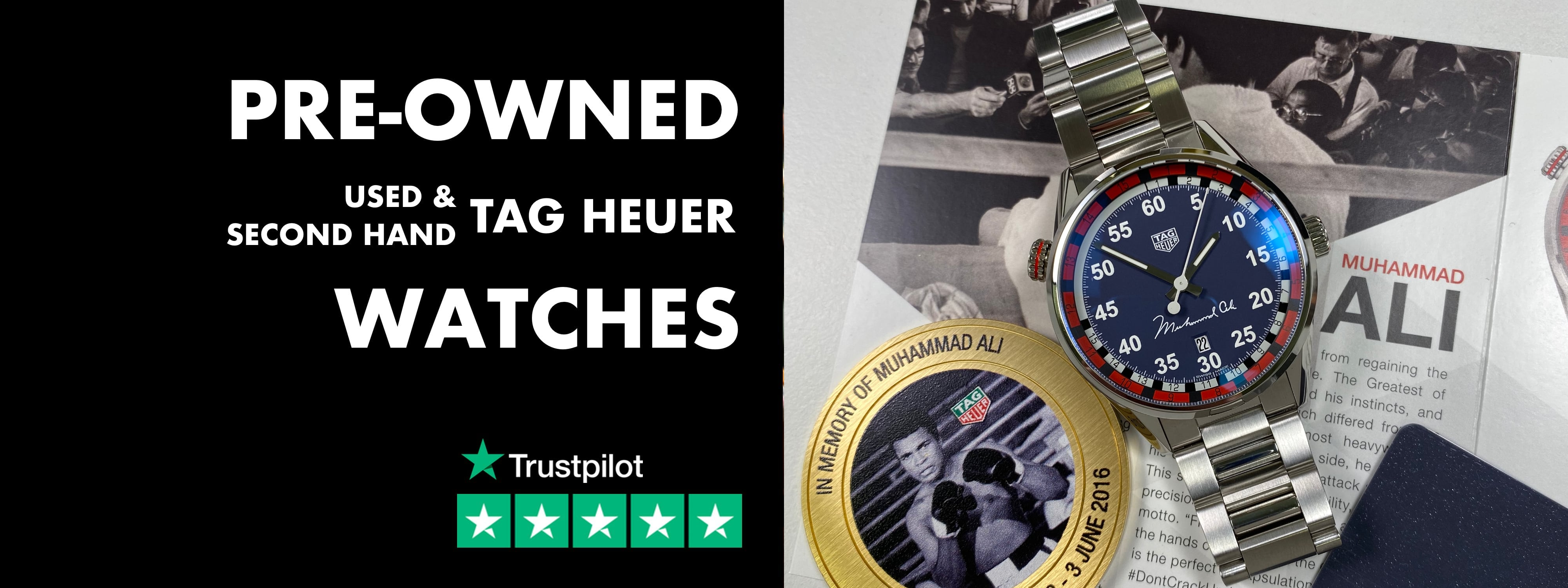 TAG Heuer Watches For Sale