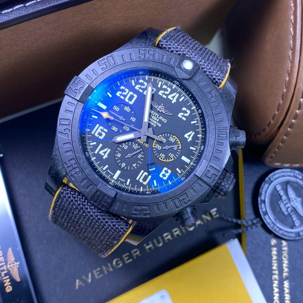 Breitling Avenger Hurricane Breitlight 24HR XB1210E4/BE89
