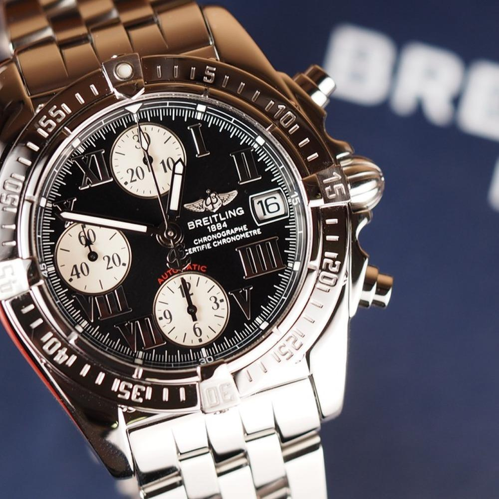 Breitling Chrono Cockpit A13358 - Swiss Watch Trader