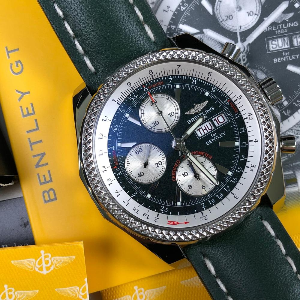 Breitling for Bentley GT A13362 - Swiss Watch Trader