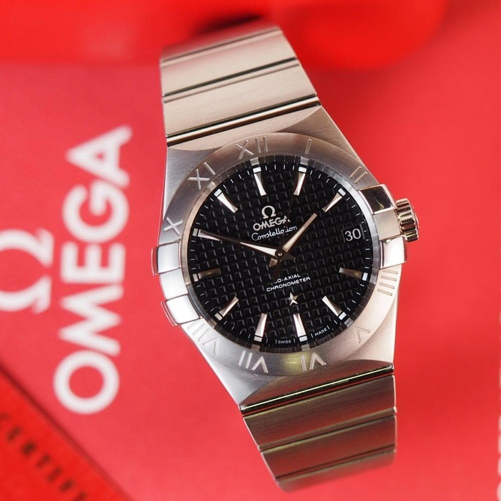 Omega Constellation Co-Axial 38 - Swiss Watch Trader