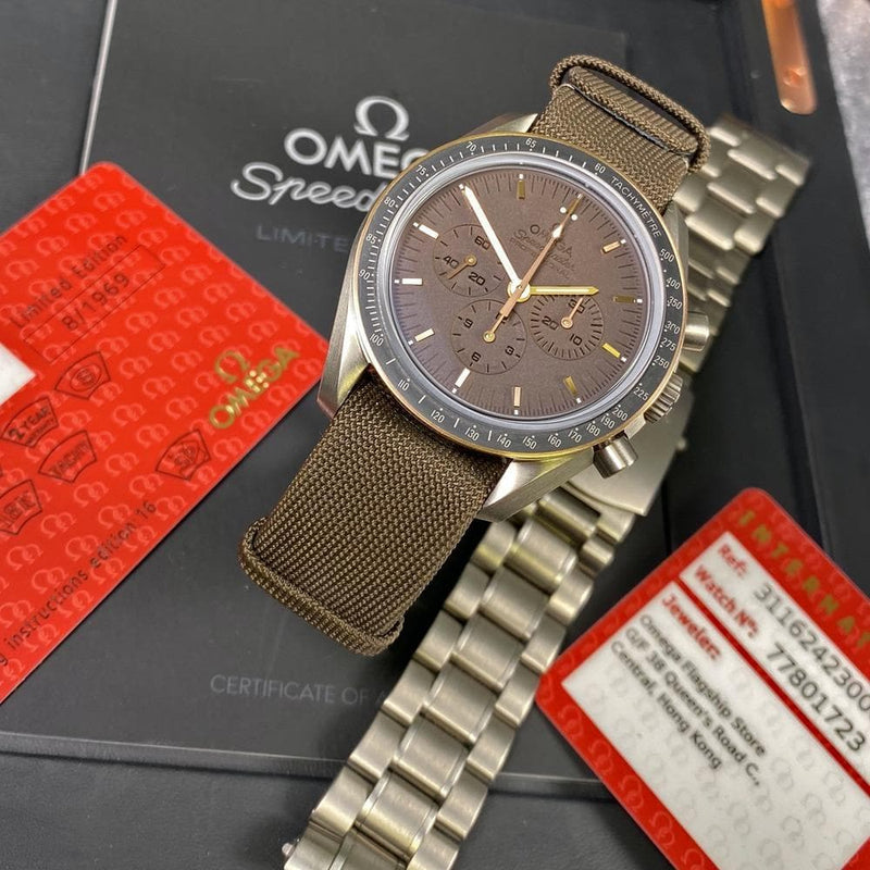 Omega Speedmaster Apollo 11 45th Anniversary