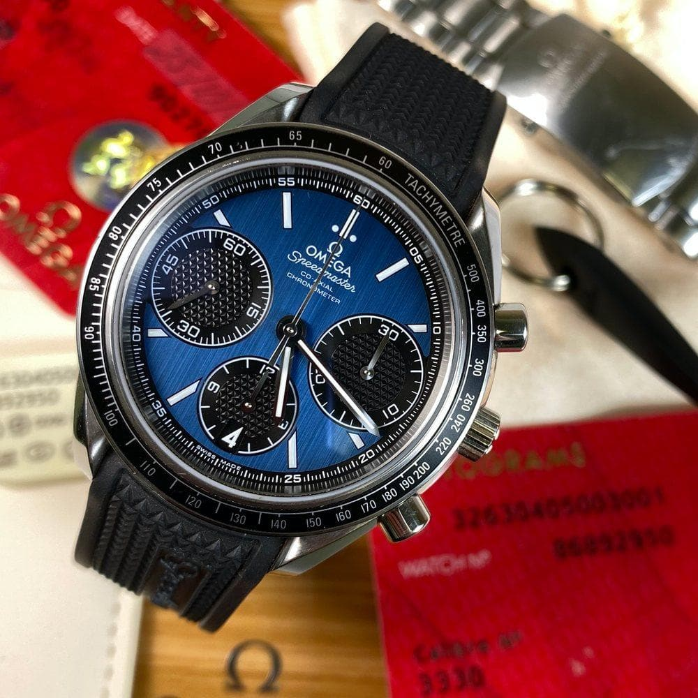 Omega Speedmaster Co-Axial Chronograph Racing 326.30.40.50.03.001 - Swiss Watch Trader