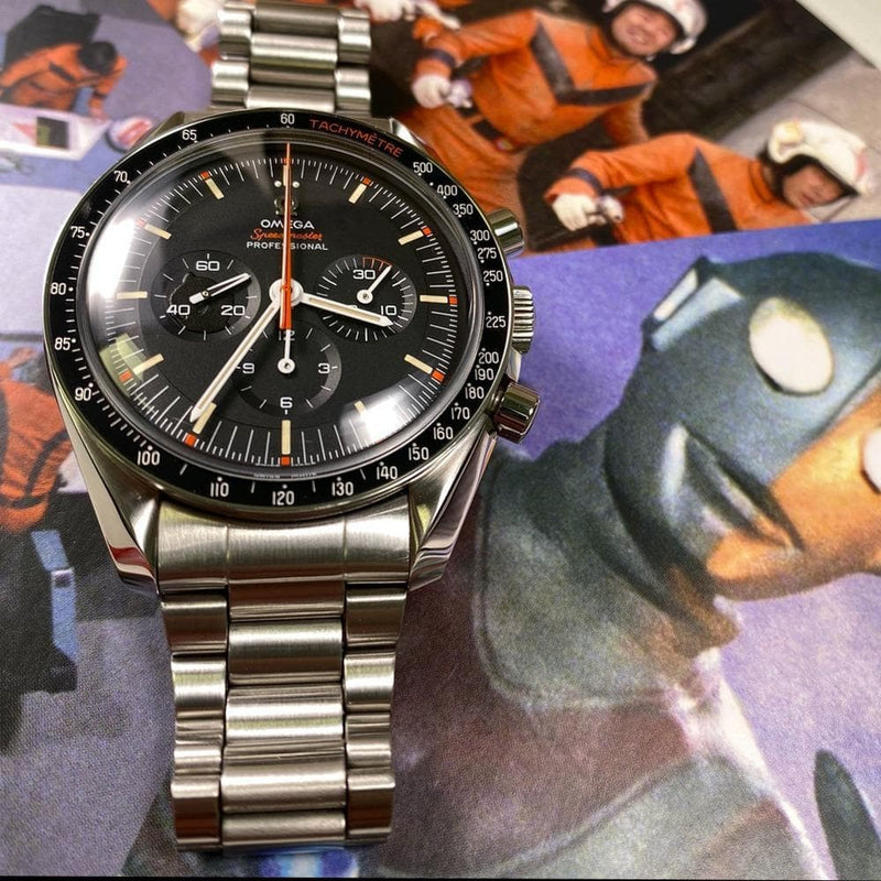 Omega Speedmaster Speedy Tuesday Ultraman 311.12.42.30.01.001 - Swiss Watch Trader