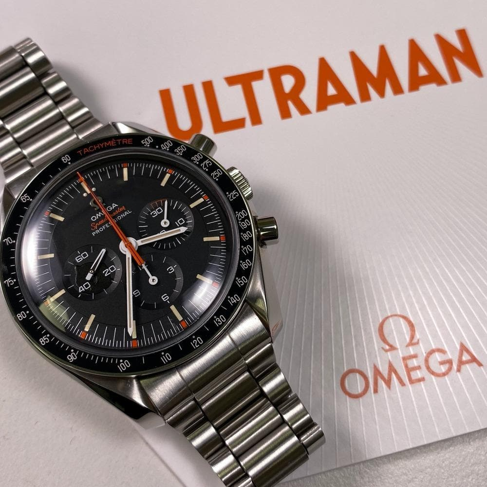 Omega Speedmaster Speedy Tuesday Ultraman 311.12.42.30.01.001