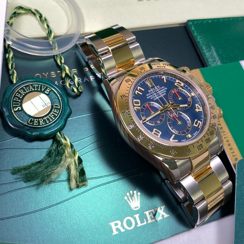 Pre-Owned Rolex Daytona 116523 •SERVICED• (2015)