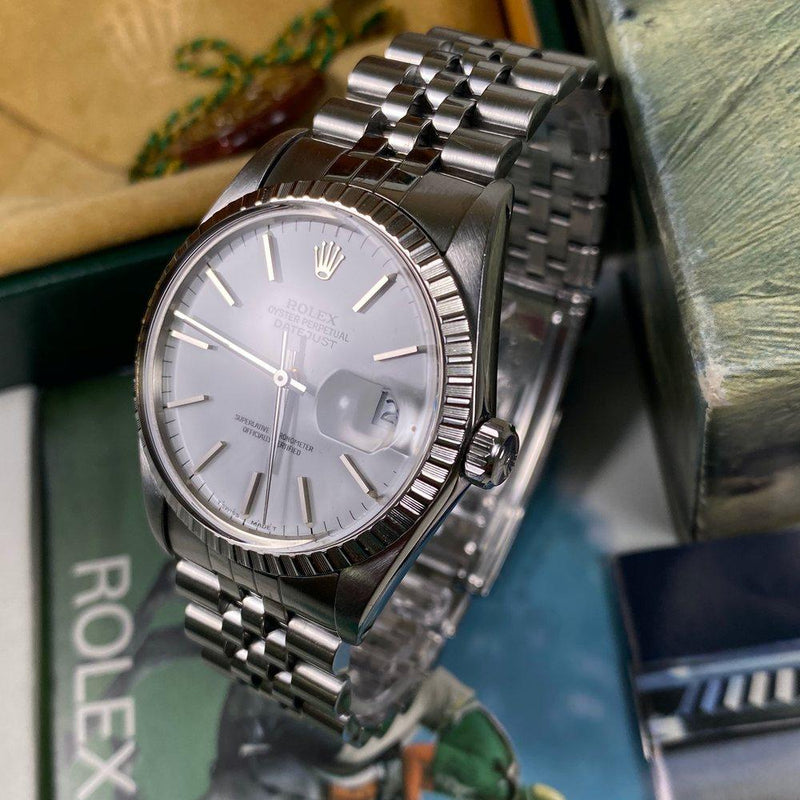 Rolex Datejust 36 16030 - Swiss Watch Trader