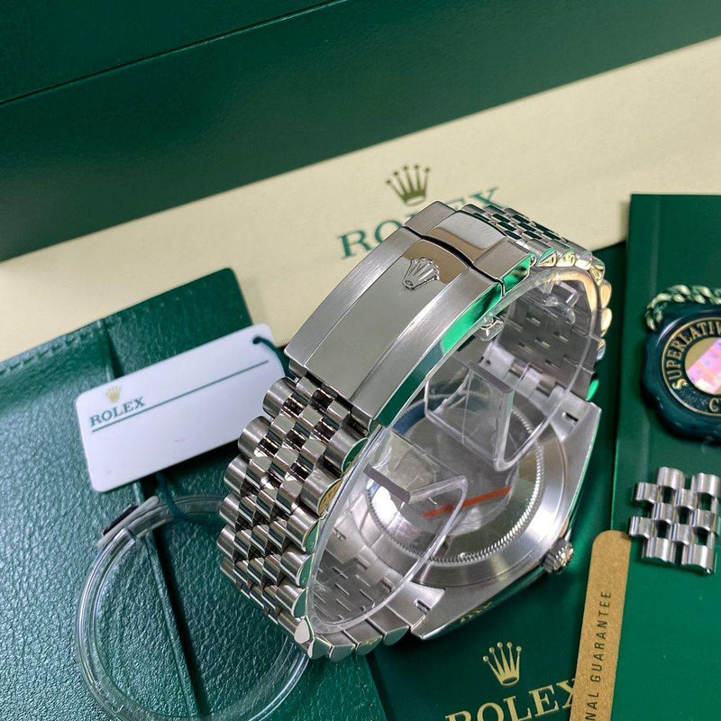 Rolex Datejust 41 126334 - Blue Dial (Year: 2017)