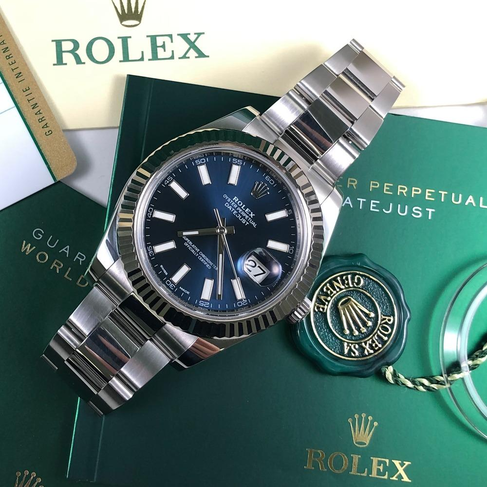 Rolex Datejust II 116334 - Swiss Watch Trader