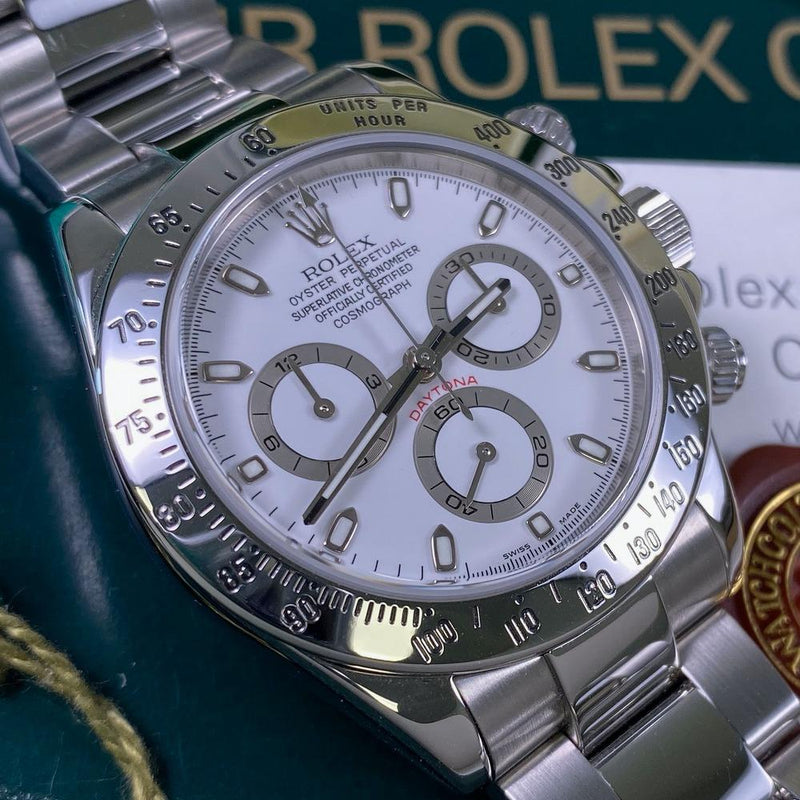 Rolex Daytona 116520 (2004-F) - Swiss Watch Trader
