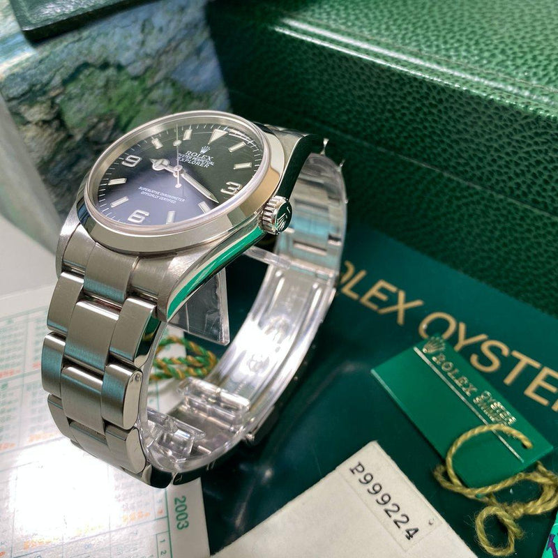 Rolex Explorer 114270 36mm (2002-P) - Swiss Watch Trader