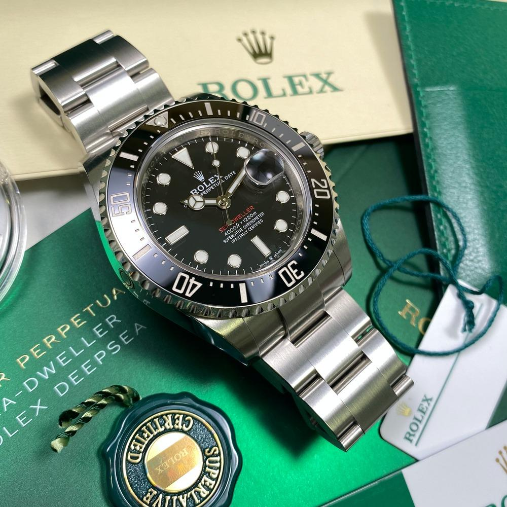 "Rolex Sea Dweller 126600 ""SD43"" (2018)"