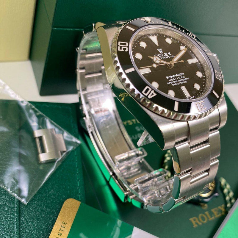 Rolex Submariner 114060 (Year: 2018)