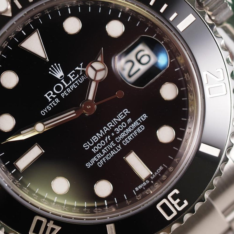 Rolex Submariner 116610 (2010) - Swiss Watch Trader
