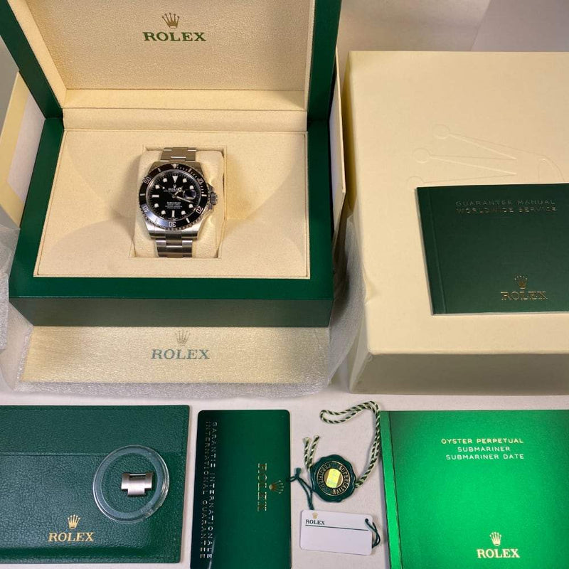 Rolex Submariner 126610LN (2020) - Swiss Watch Trader