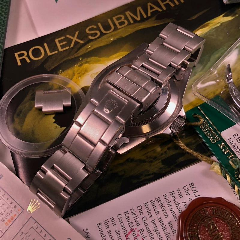 Rolex Submariner 14060M (2003-Y) - Swiss Watch Trader