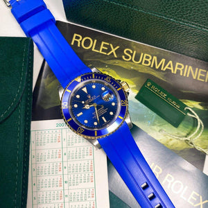 Rolex Submariner 16613 Date (2002 - P Serial) - Swiss Watch Trader
