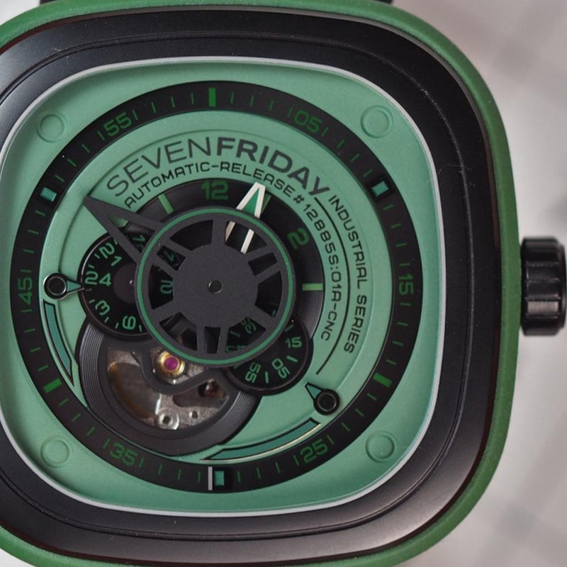 Sevenfriday P1/05 Hulk