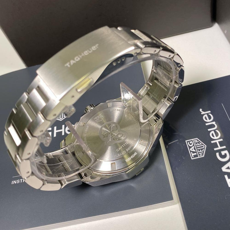 Tag Heuer Aquaracer Chronograph CAY111B - Swiss Watch Trader