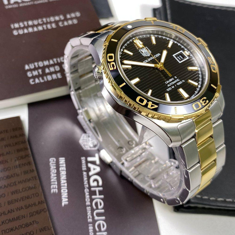 TAG Heuer Aquaracer WAK2122 - Swiss Watch Trader