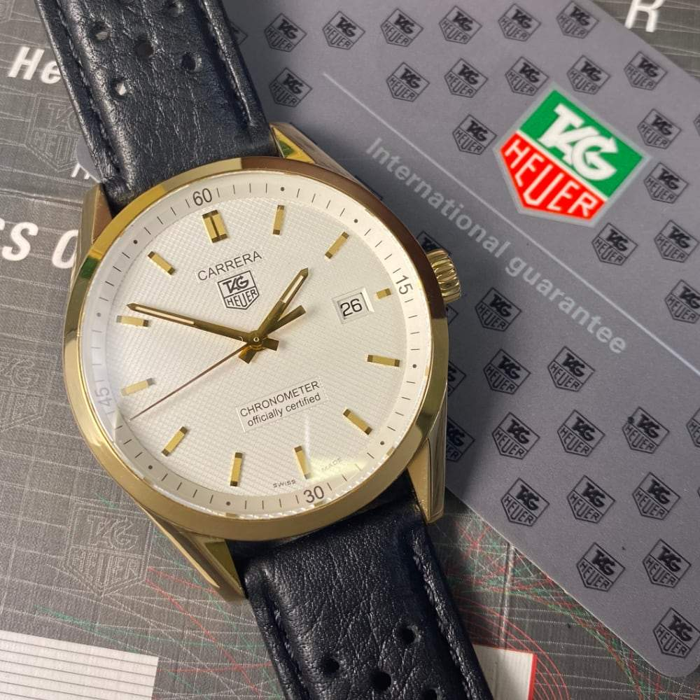 TAG Heuer Carrera WV5140 - Swiss Watch Trader