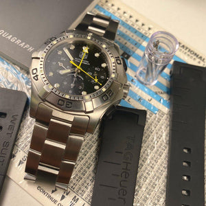 TAG Heuer Professional Aquagraph 2000 CN211A - Swiss Watch Trader