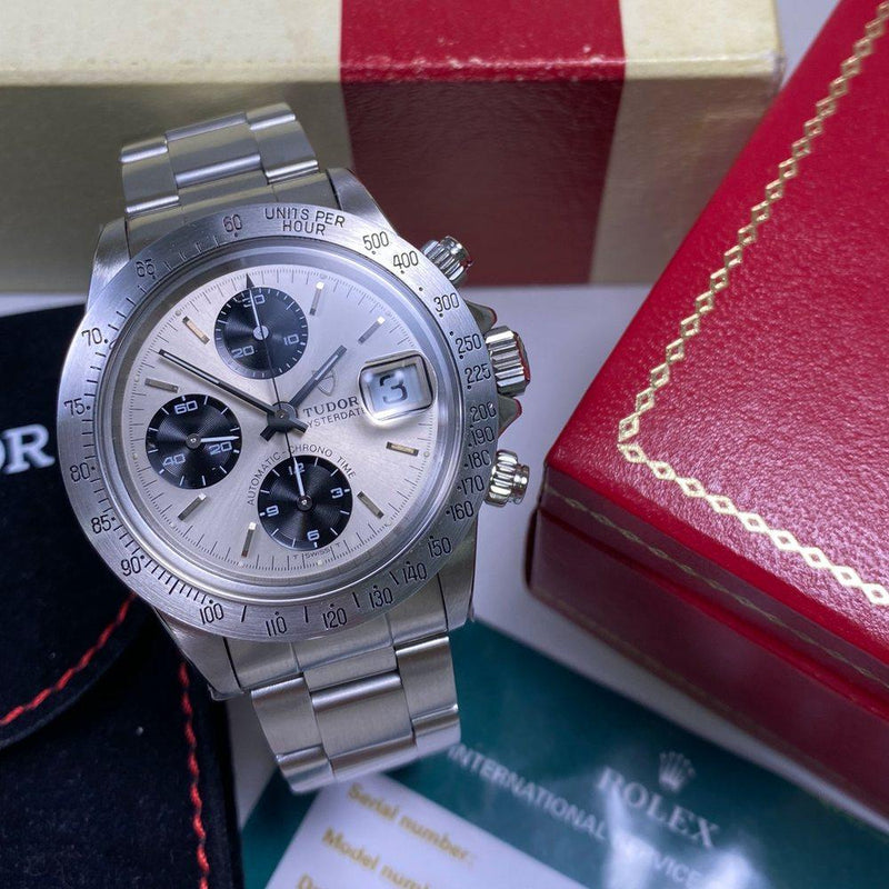 Tudor Big Block Chronograph 79180