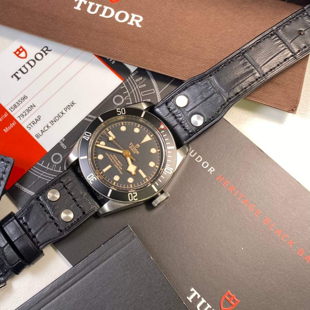Tudor Black Bay Black 79230N - Swiss Watch Trader