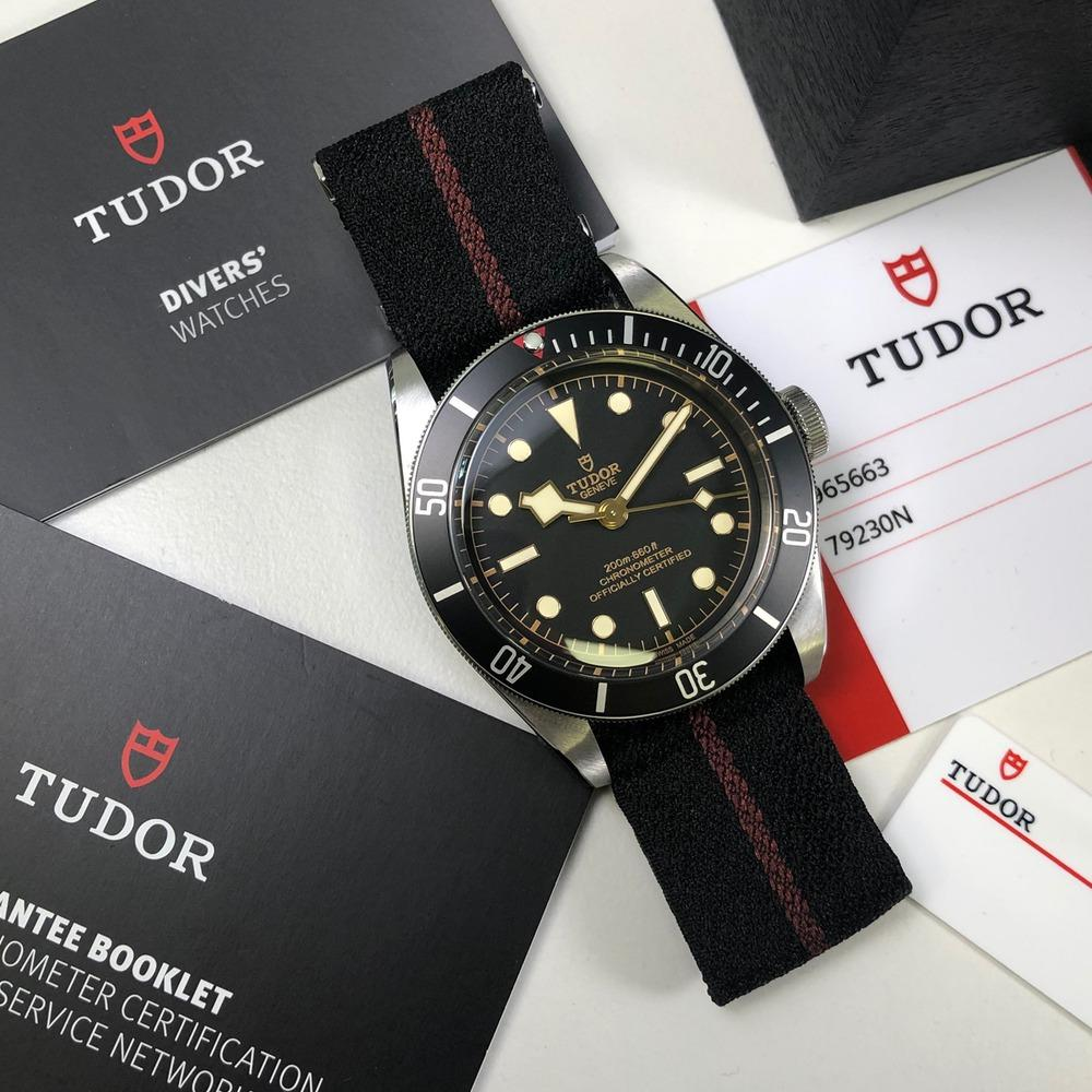 Tudor Black Bay Black M79230N