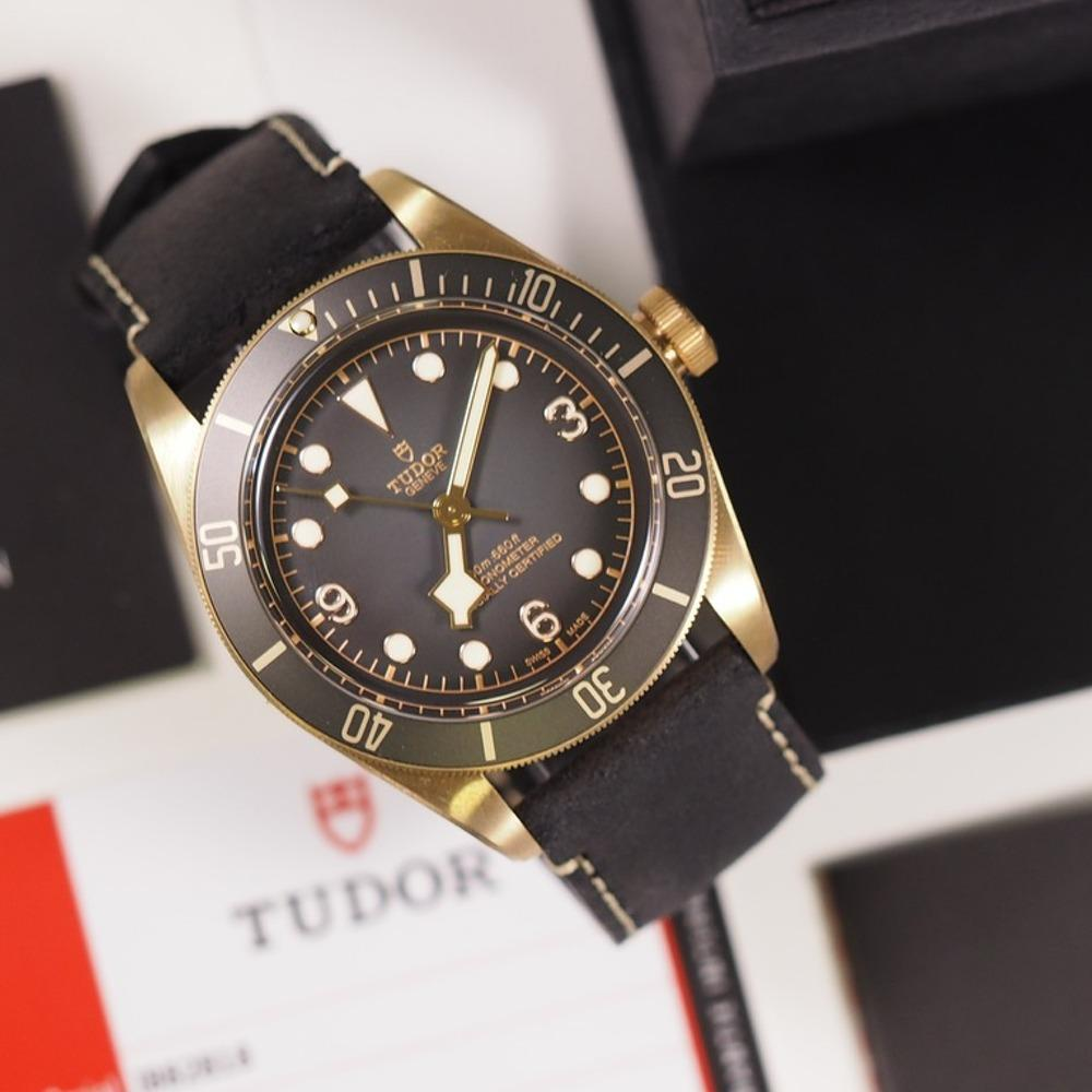 Tudor Black Bay Bronze M79250BA