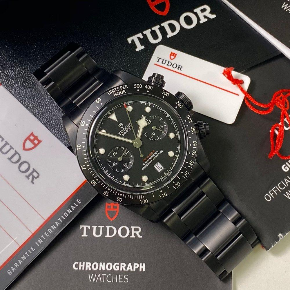 Tudor Black Bay Chrono Dark 79360DK All Blacks