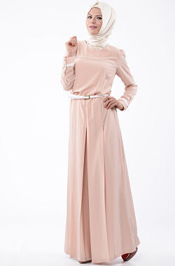 Soft Pink Jumpsuit