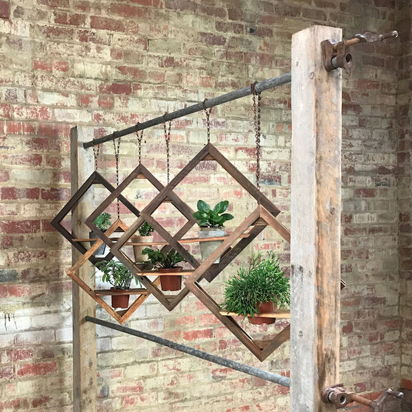 HANGING PLANTERS | MULBURY @ SYDNEY MARKETS | SHIPPING TO NZ & USA