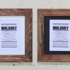 Where can I buy recycled timber picture frames in Australia? What should I expect from wooden picture frames?
