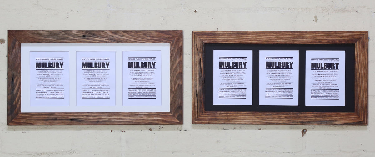 MULTI-PHOTO FRAMES, Wood Picture frames online, Custom picture framing, Driftwood Picture frames, High quality picture frames in Australia, eco friendly picture frames, 6 x 6 photo frames, reclaimed timber photo frames, Where can I buy picture frames