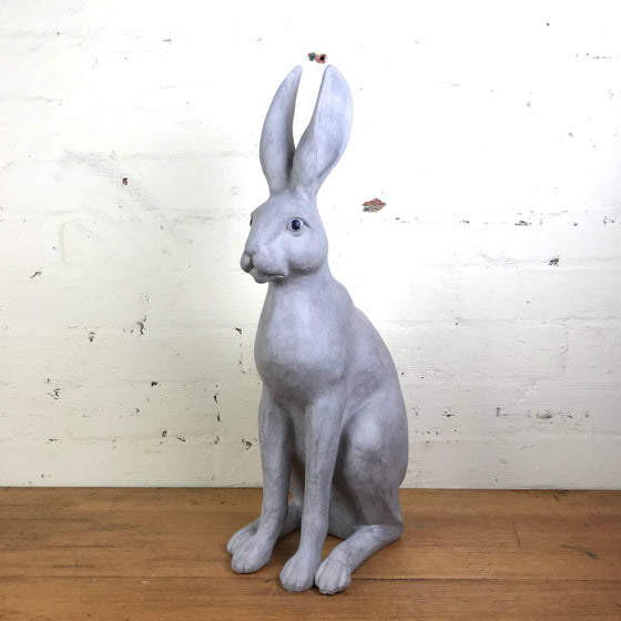 """Beulah"" Large Rabbit"