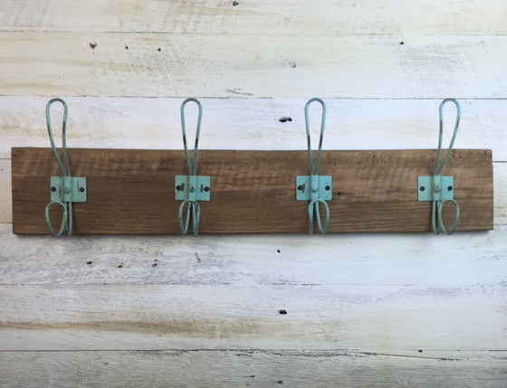 Natural Driftwood Coatrack