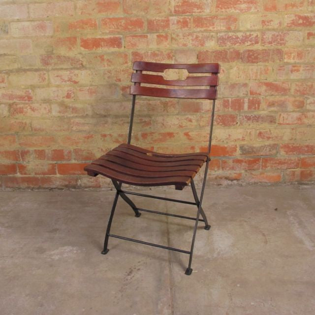 Siena Folding Chair