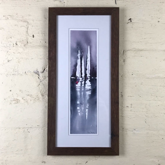 Judy Waters Original Artwork (Framed)