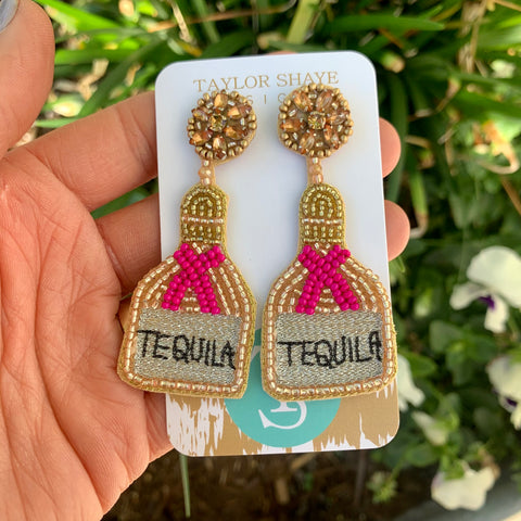 Tequila Time Earrings