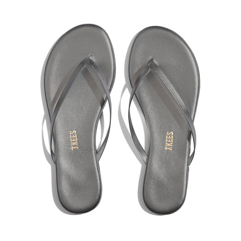 TKEES - Metallics in Frosty Grey