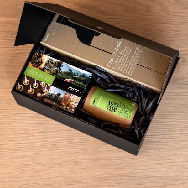 Cold brew gift box