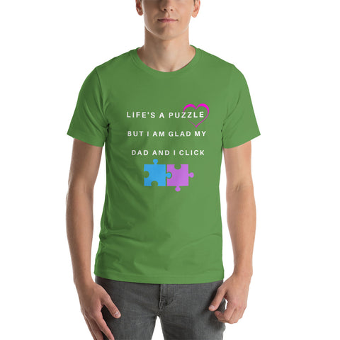 Life's A Puzzle T-Shirt