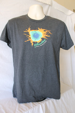 Grand Prismatic Spring Men's T-Shirt
