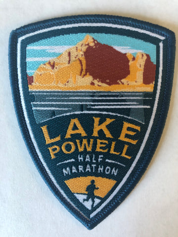 Lake Powell Half Marathon PATCH