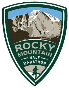 Rocky Mountain Half Marathon PATCH