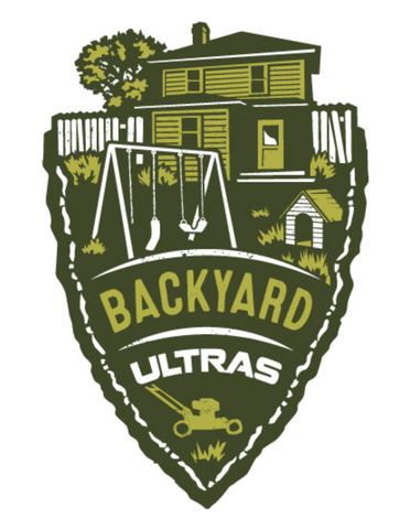 Backyard Ultras Sticker